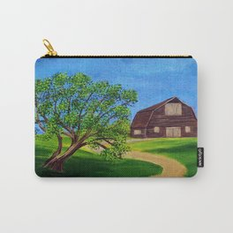 Hillside barn Carry-All Pouch