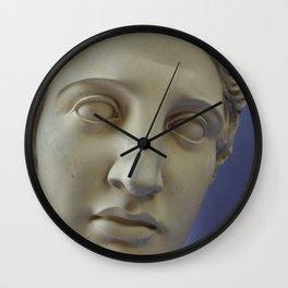 Apollo, God of light Wall Clock