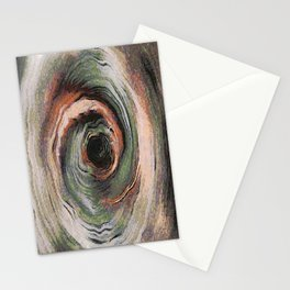 Whirl Abstract Stationery Cards