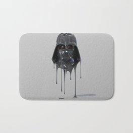 Darth Vader Melting Bath Mat