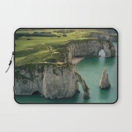 Elephant cliffs Laptop Sleeve