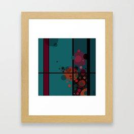 Wish, pattern Framed Art Print