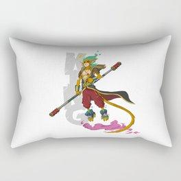 KING! (Alt) Rectangular Pillow