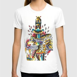 New KG Art Traditional Lady T-shirt