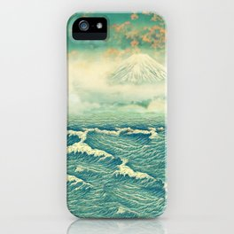 Returning to Naira iPhone Case