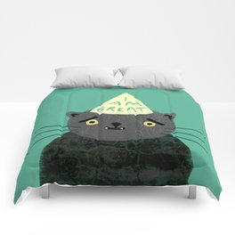 "Fat Olive ""I Am Great"" Comforters"