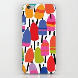Buoy Wall iPhone Skin