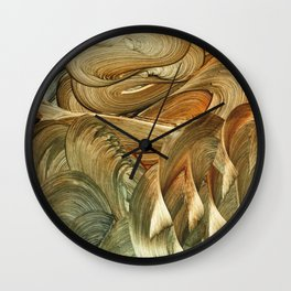 Dedun Wall Clock