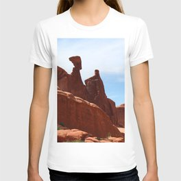 Nofretete   - Arches National Park T-shirt