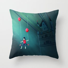 I had a Dream Throw Pillow
