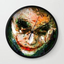 JOKER ART Wall Clock