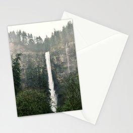 Multnomah Falls, Oregon Stationery Cards