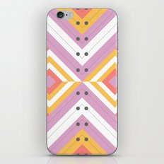 Backgammon iPhone & iPod Skin
