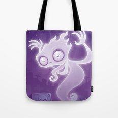 Ghostie Tote Bag