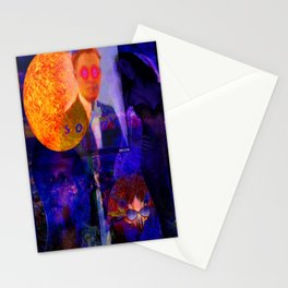 Solar and the Women Stationery Cards