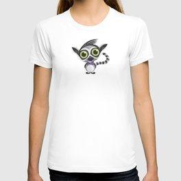 Dr. Leroy Moffitt, Lemur Extraordinaire! T-shirt