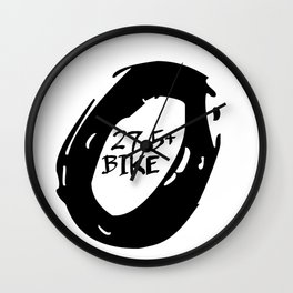 27.5 plus bike Wall Clock