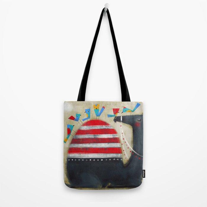 CAMEL CAP Tote Bag