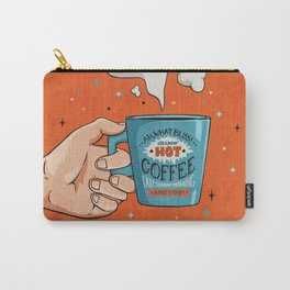 What Bliss Carry-All Pouch