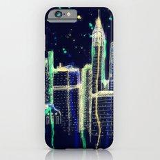 Dusk Falls Over Manhattan Slim Case iPhone 6s