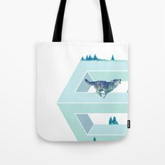 The impossible Pursuit Tote Bag