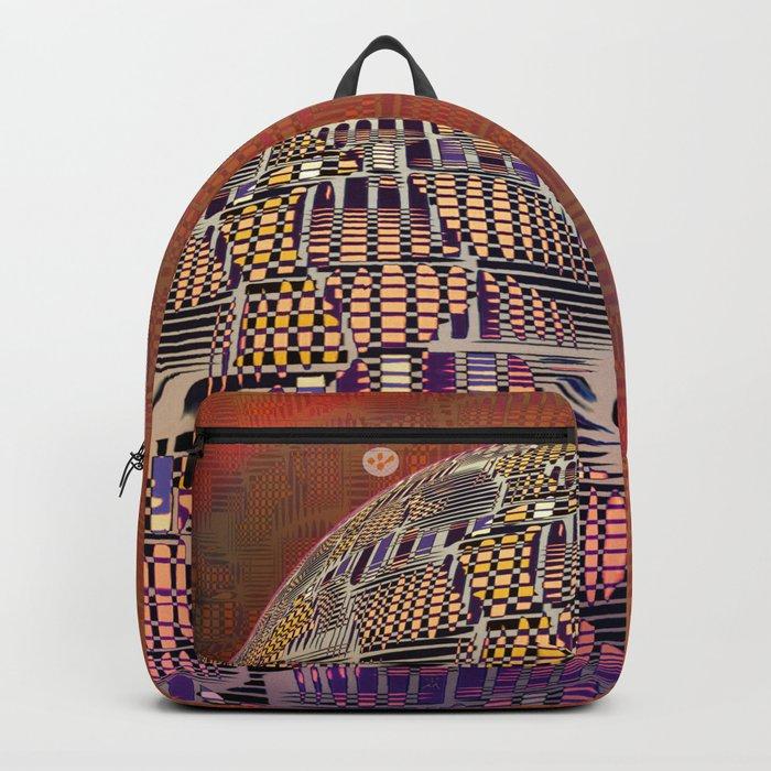 Atlante 10-06-16 / RETICULAR SURFACE Backpack