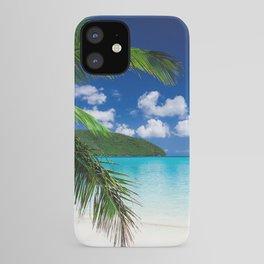 Classic Tropical Island Beach Paradise iPhone Case