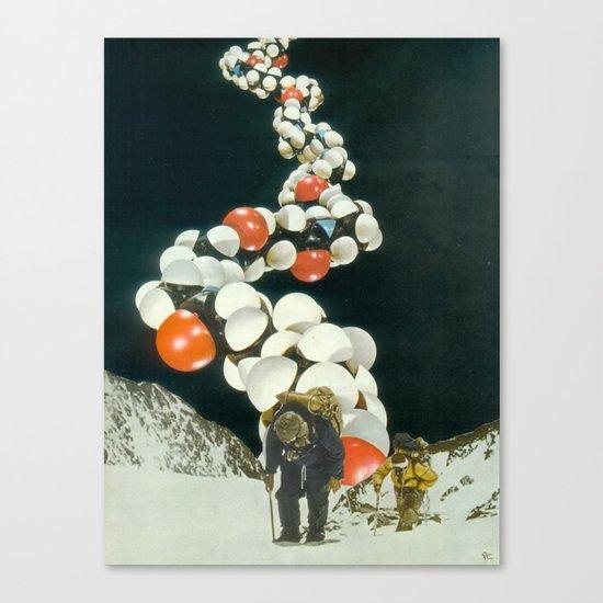 The Strand Canvas Print