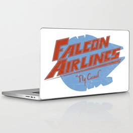 Falcon Airlines Laptop & iPad Skin