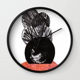 Strange and New Wall Clock