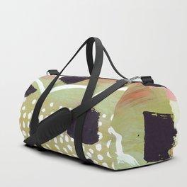 Dots & Marks No.1 Duffle Bag