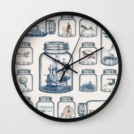 Vintage Preservation Wall Clock