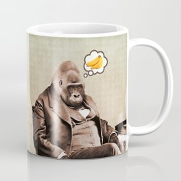 Gorilla My Dreams Coffee Mug