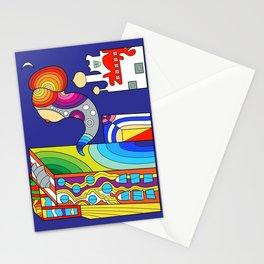 Una delle mille e una notte Stationery Cards