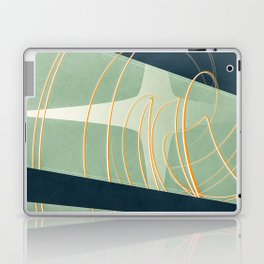 back row star Laptop & iPad Skin