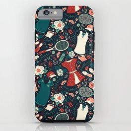 Tennis Style iPhone Case