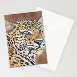 Cat's Eyes Stationery Cards