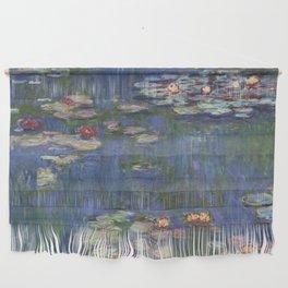Water Lilies - Claude Monet Wall Hanging