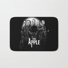 The Apple Band Bath Mat