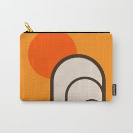 Birch Sunset Carry-All Pouch