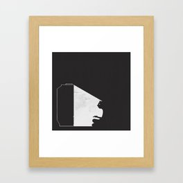 Prison Framed Art Print