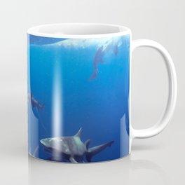 Shark Squad Coffee Mug