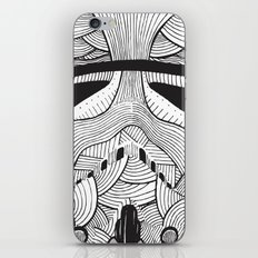 Stormtrooper: Another Drill (grey) iPhone & iPod Skin