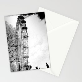 The London Eye Art Stationery Cards