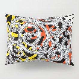 Sarawak Hornbill 2 Pillow Sham