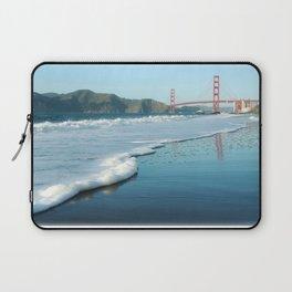 Golden Gate from Baker Beach Laptop Sleeve