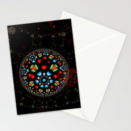 Orbs 0005 Stationery Cards
