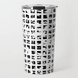 Controlled Randomness Travel Mug