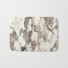 Bark Map Bath Mat