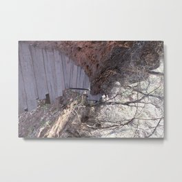 Staircase To No Where Metal Print